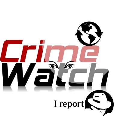 Crime watch badge